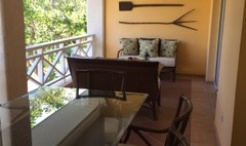 2-bedroom/4-bed appartment in Guavaberry Gulf Club