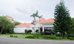 Gracious country villa within Guavaberry Golf Club