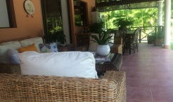 3-bedroom/5 bed villa in Guavaberry Golf resort